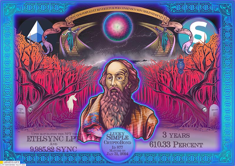 SYNC_CryptoBond_NFT_ID_877