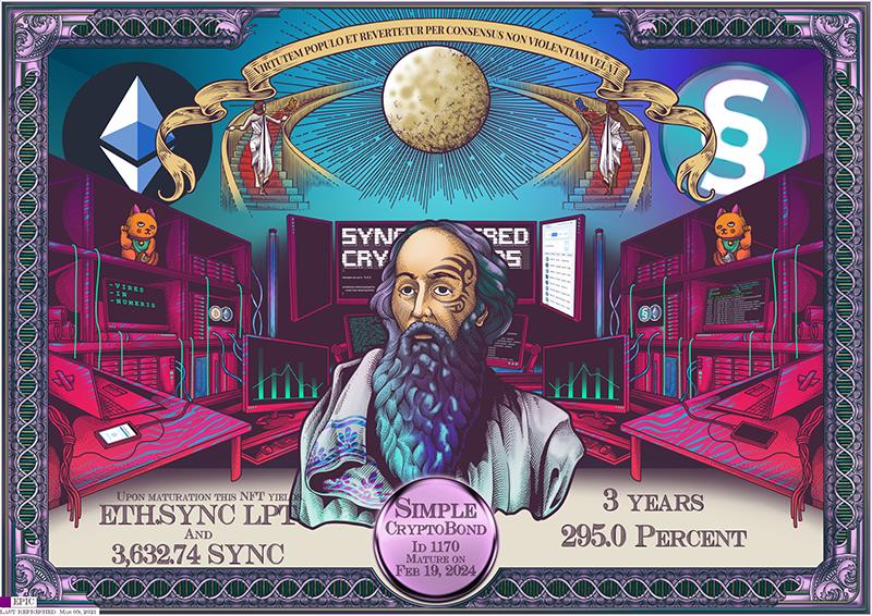 SYNC_CryptoBond_NFT_ID_1170